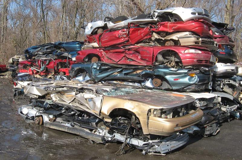 How to Sell a Car for Scrap: Metal, Price