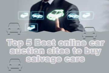 Top 5 Best online car auction sites