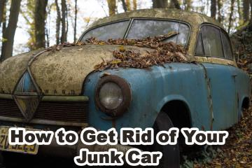 How to Get Rid of Your Junk Car?