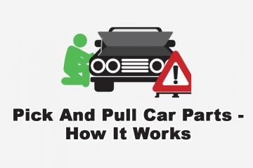 Pick And Pull Car Parts - How It Works