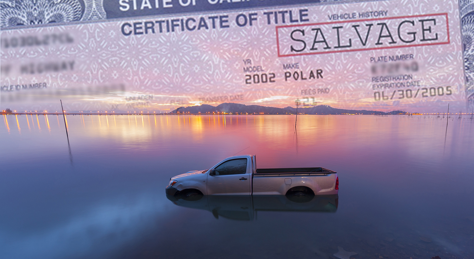 Where to Buy Salvage Car Titles?